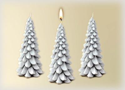 Kerze Tannenbaum