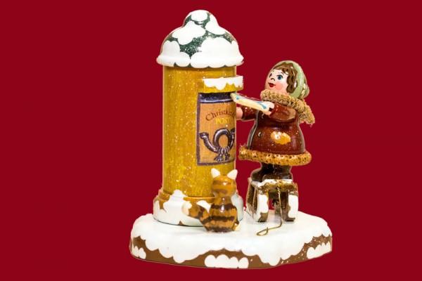 Winterkind Christkindelpost