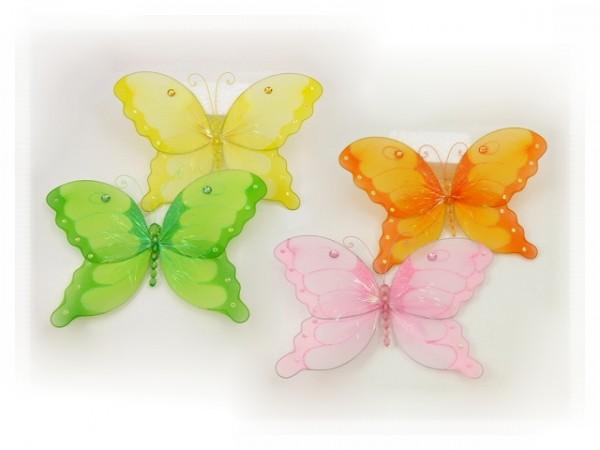 Schmetterling zum Aufhängen groß