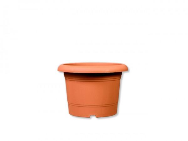 Pflanzkübel Zylinder D20cm Terracotta