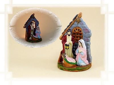 Windlicht Christi Geburt