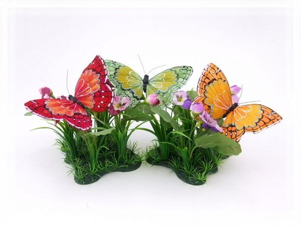 Schmetterling zum Anstecken 3er Set