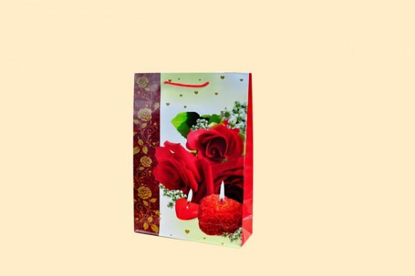 Geschenktüte Rosen A5