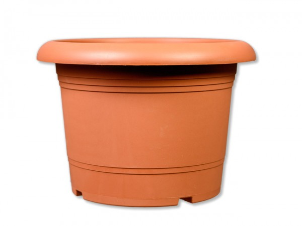 Pflanzkübel Zylinder D30cm Terracotta