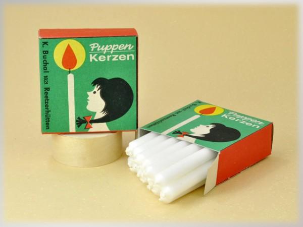 Puppenkerzen 20er Pack