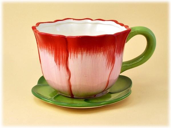 Pflanz-Tasse aus Dolomite, Stückpreis