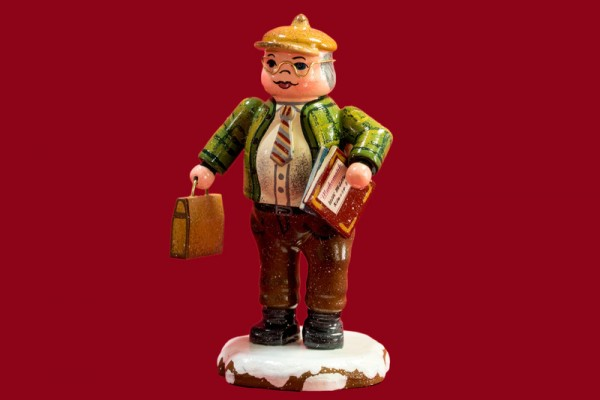 Winterkind Herr Lehrer